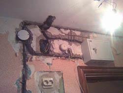 Замена электропроводки в Уфе