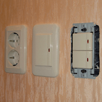 Монтаж, ремонт, замена выключателей Уфа